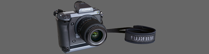 Entering the realm of ultra high resolution photography with the Fujifilm GFX 100.